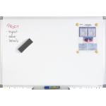 Tableau blanc Émail Magnétique 90 x 60 cm