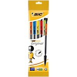 5 porte mines jetables   Bic   Matic Classic   0,7 mm