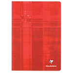 Cahier   Clairefontaine   A4   21 x 29,7 cm   Grands carreaux   96 pages piqué   Coloris assortis