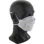 Masques de protection FFP3 Blanc - 15 Unités