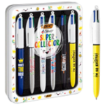 Stylos 4 couleurs My Message Box