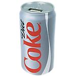 Chargeur pour batterie Urban Factory Coca Cola Gris 2000 mAh