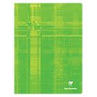 Grand Cahier   Clairefontaine   A4+   24 x 32 cm   Grands carreaux   96 pages piqué   Coloris assortis