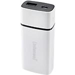 Batterie de secours Intenso PM5200 USB A (sortie), microUSB (entrée) Blanc 5200 mAh