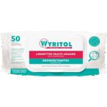 Lingettes virucides Wyritol À usage multiple