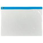 Pochettes fourre tout Office Depot A4 Bleu   5