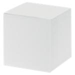 Bloc cubes Niceday 9 (H) x 9 (l) cm 80 g
