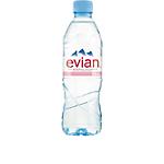 24 Bouteilles d'eau   Evian   50 cl