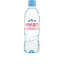 Eau Evian 50cl - Office depot