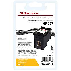 cartouche jet d encre office depot compatible hp 337 noir par office depot. Black Bedroom Furniture Sets. Home Design Ideas