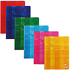 Petit Cahier   Clairefontaine   17 x 22 cm   Grands carreaux   96 pages piqué   Coloris assortis