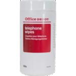 Lingettes nettoyantes Office Depot - 100 Unités
