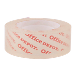 Ruban adhésif Office Depot 19mm (l) x 33m (L) Crystal
