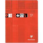 Cahier de travaux pratiques Clairefontaine A5 90 g