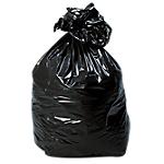 Sacs poubelles pour conteneur 330 l niceday 1350 (H) cm 30 µm Noir   100