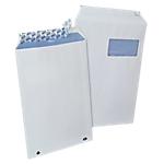 Pochettes GPV 4300 C4 Blanc Avec Fenêtre Boîte 250