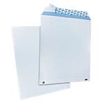 Pochettes Blanc Sans Fenêtre Boîte 250