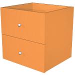 Tiroirs Artexport Burocolor 28,8 (l) x 32,5 (H) cm Orange   2