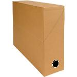 Boîtes transfert Exacompta 90 mm 25,5 (H) x 34 (l) cm Beige