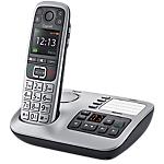 Téléphone Gigaset E560A Sans fil Oui Argenté
