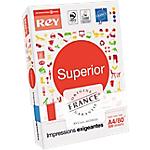 Rey   carton de 5 ramettes de 500 feuilles Rey Superior Document Paper A4 80g