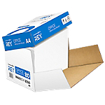 Carton de papier de 2500 feuilles   Rey   Office Document   A4   80 g