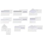 Enveloppes C6 Office Depot sans fenêtre blanc 500/Paquet