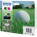 Pack 4 cartouches 34 XL Epson - Office depot