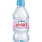 Eau minérale 33 cl Evian Plate   24