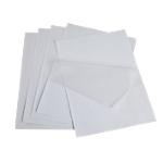 Pochettes de plastification adhésives 2 x 75 µm ELAMI A3 1,1 (H) x 2 (l) cm Transparent   100