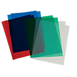 100 couvertures reliure   Elami   A4   Assortiment