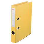 Classeur à levier   Office DEPOT   dos 50 mm   jaune