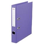 Classeur à levier   Office DEPOT   dos 50 mm   violet