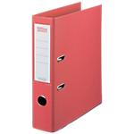 Classeur à levier Office Depot Plasticolor A4 80 mm Rouge