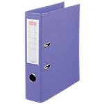 Classeur à levier   Office DEPOT   dos 75 mm   violet