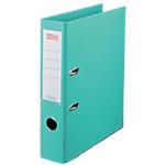 Classeur à levier   Office DEPOT   dos 75 mm   vert clair