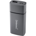 Batterie de secours Intenso PM5200 USB A (sortie), microUSB (entrée) Gris 5200 mAh