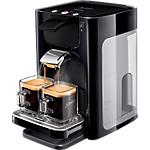 Machine à café 2 en 1 Senseo 1,2 l Noir