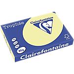 Ramette de papier de 500 feuilles   Clairefontaine   Trophée   A3 80g