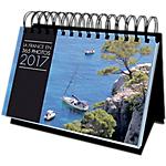 Agenda 2017 Yvon La France en 365 photos 1 Jour par page   Assortiment