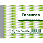 Manifold Exacompta 10,5 x 13,5 cm 100 Pages 57 g