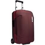 Valise cabine Nylon 800D Case Logic Subterra Carry On 55cm Rouge