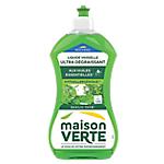 Liquide Vaisselle Maison verte Ultra Dégraissant Vert