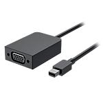 Adaptateur vidéo Microsoft Mini DisplayPort vers VGA Surface Noir