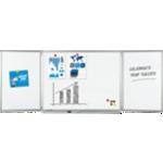 Tableau blanc Émail Magnétique 40 x 100 cm