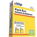 Logiciel de gestion EBP Pack Eco Artisans du Bâtiment 2017