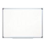 Tableau blanc émaillé magnétique   Bi Office   Earth it   90 x 60 cm