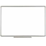 Tableau blanc émaillé magnétique   Bi Office   Earth it   90 x 180 cm