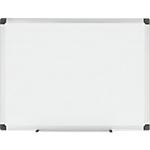 Tableau blanc émaillé magnétique 60 x 45 cm