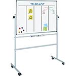 Tableau rotatif laqué magnétique Office Depot 1200 (H) x 1500 (l) mm